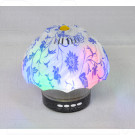 Цветомузыка-торшер с Bluetooth-акустикой HRY-1020/1018 (FM, microSD, USB)