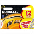 Duracell LR6 AA BP12 упаковка 12шт