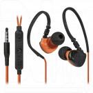 Defender OutFit W770 гарнитура черно-оранжевая
