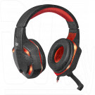 Defender Warhead G-370 гарнитура игровая черно-красная
