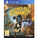 Destroy All Humans! (русские субтитры) (PS4)