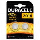 Duracell CR2016 BL2 упаковка 2шт.