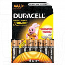 Duracell LR03 BL8  упаковка 8 шт