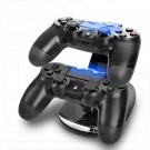 Зарядная станция для 2-х джойстиков PlayStation 4