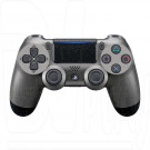Джойстик DualShock 4 steel black v.2