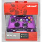Джойстик XBOX 360/PC Chrome Purple