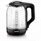 Электрический чайник BBK EK1724G черный