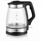 Электрический чайник BBK EK1728G черный