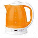 Электрический чайник BBK EK1755P белый/оранжевый