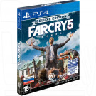 Far Cry 5. Deluxe Edition (русская версия) (PS4)