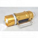 Фонарь кемпинговый YYC-9688  на солнечн. батарее (два диода)