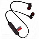 Гарнитура Perfeo Bells Bluetooth черная