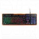 Клавиатура игровая Гарнизон GK-320G черная с подсветкой