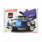 Hamy 4 SD синяя