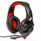 Dialog Gan-Kata HGK-31L игровая черно-красная c подсветкой