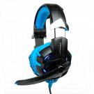 Dialog Gan-Kata HGK-34L игровая черно-синяя c подсветкой