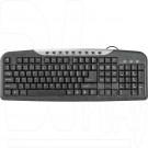 Клавиатура Defender HM-830 черная