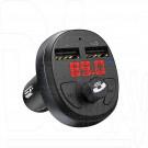 FM-трансмиттер Hoco. E41 Bluetooth, Handsfree, ЗУ 2.1A