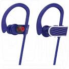 Гарнитура Hoco. ES7 Bluetooth синяя