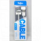 Кабель USB A - iPhone 4 (1,2 м) Hoco. UP301
