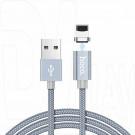 Кабель USB A - iPhone 5 (1 м) Hoco. U40A магнитный