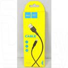 Кабель USB A - iPhone 5 (1 м) Hoco. X25