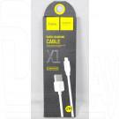Кабель USB A - iPhone 5 (2 м) Hoco. Х1
