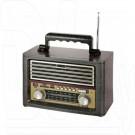 Радиоприемник Kemai MD-1705BT (Bluetooth\USB\ SD\MP3\microSD\220V)