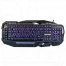 Клавиатура игровая Dialog KGK-45U Gan-Kata черная с подсветкой