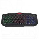 Клавиатура Defender Ultra HB-330L USB черная с подсветкой