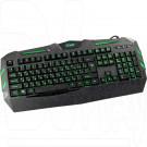 Клавиатура игровая Harper GKB-15 Backfire с подсветкой