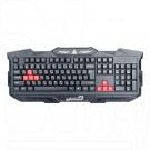 Клавиатура игровая Xtrike Me KB-301 черная