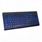 Клавиатура Perfeo Backlight черная с подсветкой