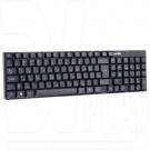 Клавиатура Perfeo Domino черная