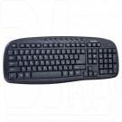 Клавиатура Perfeo Ellipse беспроводная черная