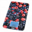 Электронные весы кухонные BBK KS107G черно-красные