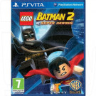 LEGO Batman 2: DC Super Heroes (русские субтитры) (PS VITA)