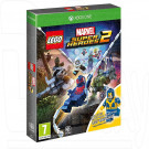 Lego Marvel Super Heroes 2 - Minifigure Edition (русские субтитры) (XBOX One)