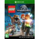 Lego Мир Юрского Периода (русские субтитры) (XBOX One)