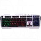 Клавиатура игровая Defender Metal Hunter GK-140L металл с подсветкой