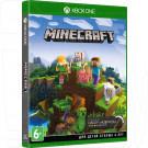 Minecraft - Starter Pack (русские субтитры) (XBOX One)