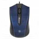 Мышь Defender MM-950 Accura USB синяя
