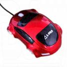 Мышь L-PRO WK-68 BMW USB красная