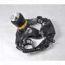 Налобный фонарь аккумуляторный HL-D18-2 T6