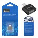 Переходник microUSB (M) - USB (F) OTG Dream