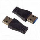 Переходник USB 3.0(M) - Type-C (F) OTG Perfeo