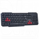 Клавиатура игровая Perfeo Commander черная