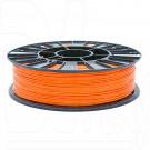 Пластик PLA для 3D печати Dubllik DPL-11OR (150 м) оранжевый