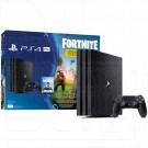 PlayStation 4 Pro 1TB + Fortnite (код загрузки)