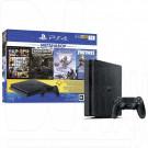 PlayStation 4 Slim 1TB + GTA 5 + DaysGone + HZD + FN + 3 мес. РСТ